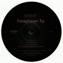 Oni Ki - Timephaser EP - (Reedale Rise Remix)