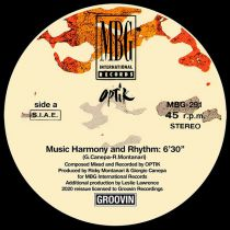 Optik - Music Harmony and Rhythm