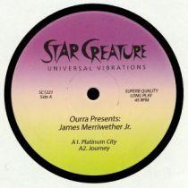 Ourra Presents James Merriwether Jr - Platinum City