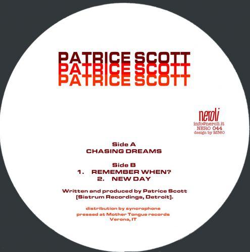 Patrice Scott - Chasing Dreams