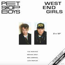 Pet Shop Boys -  West End Girls (Inc. Michael Gray, Ben Liebrand, Moplen Remixes)
