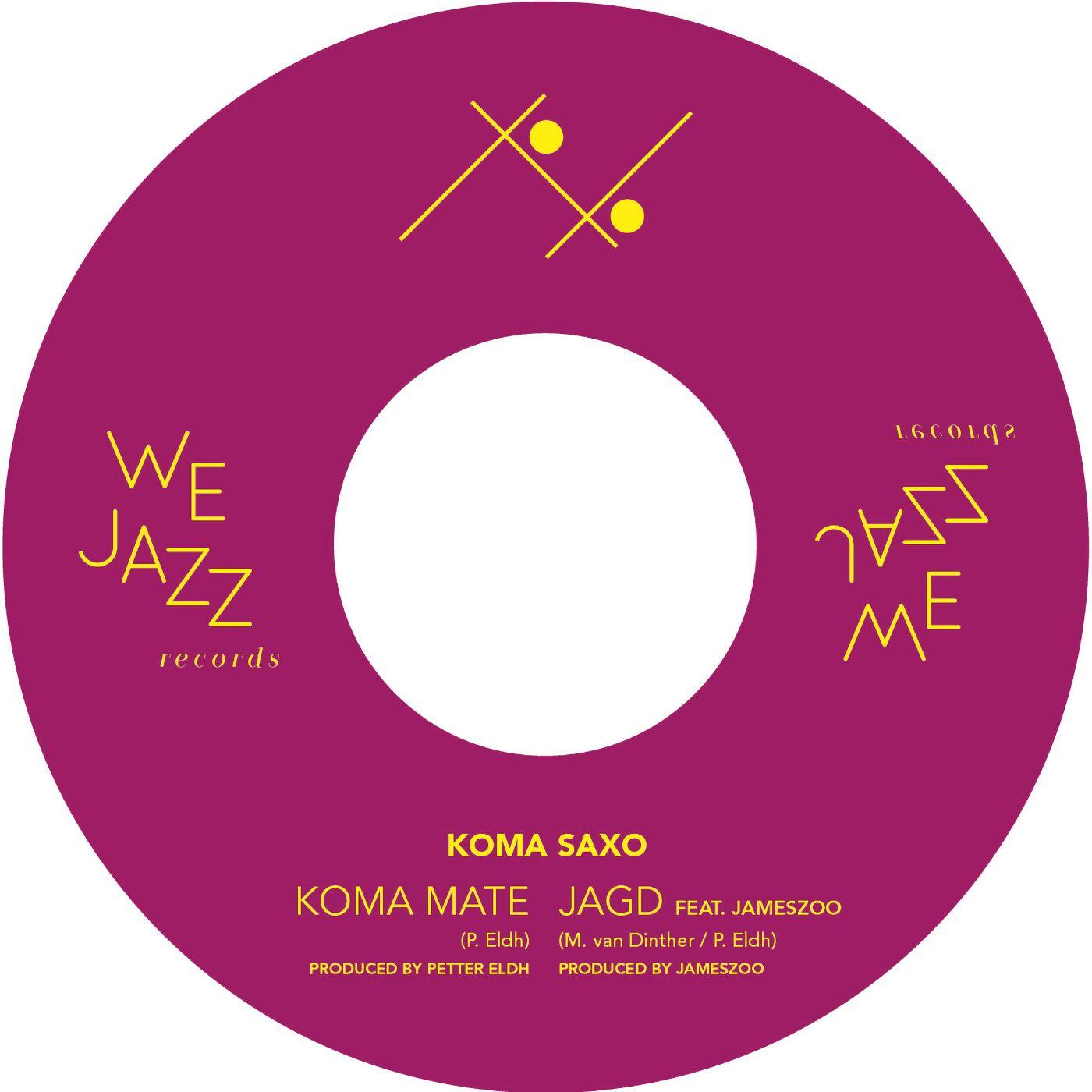 Petter Eldh & Koma Saxo - Koma Mate / Jagd