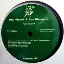 Phil Weeks & Dan Ghenacia – First Step EP Ivan Smagghe remix