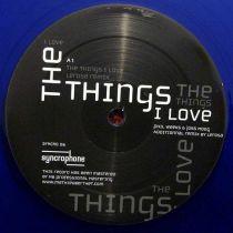 Phil Weeks & Joss Moog – The Things I Love Lerosa rmx