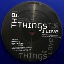 Phil Weeks & Joss Moog ‎– The Things I Love Lerosa rmx