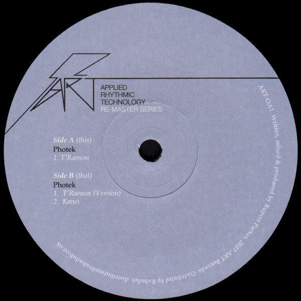 Photek - T\'Raenon (Remastered Edition)
