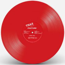 Phuture - Acid Tracks (Limited Red Vinyl Repress)