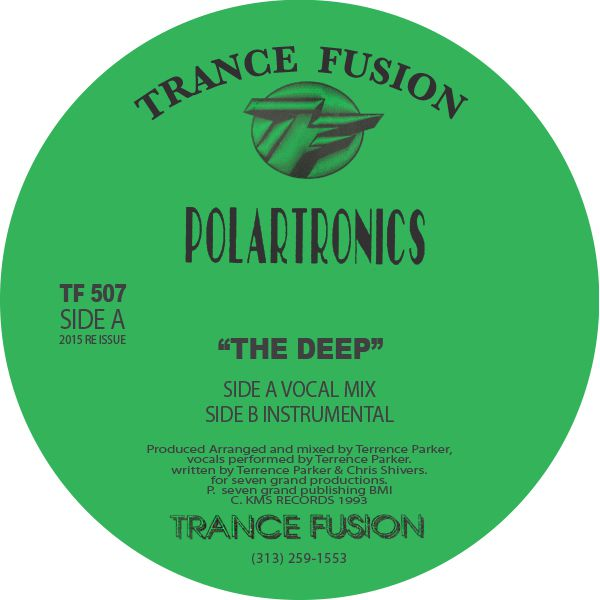 Polartronics (Terrence Parker) - The Deep
