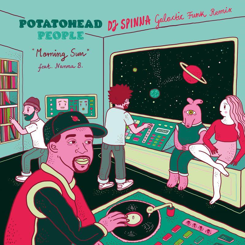 Potatohead People - Morning Sun (DJ Spinna Remixes) [feat. Nanna.B]