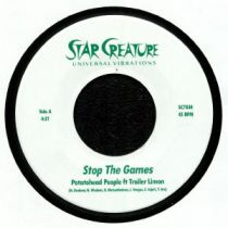Potatohead People feat Trailer Limon - Stop The Games