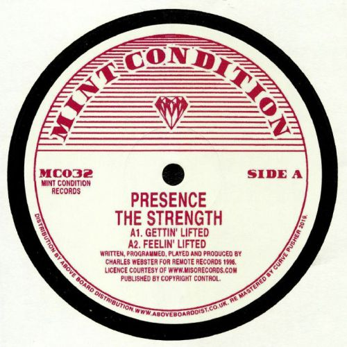 Presence ‎– The Strength