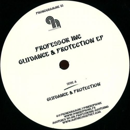 Professor Inc - Guidance & Protection EP