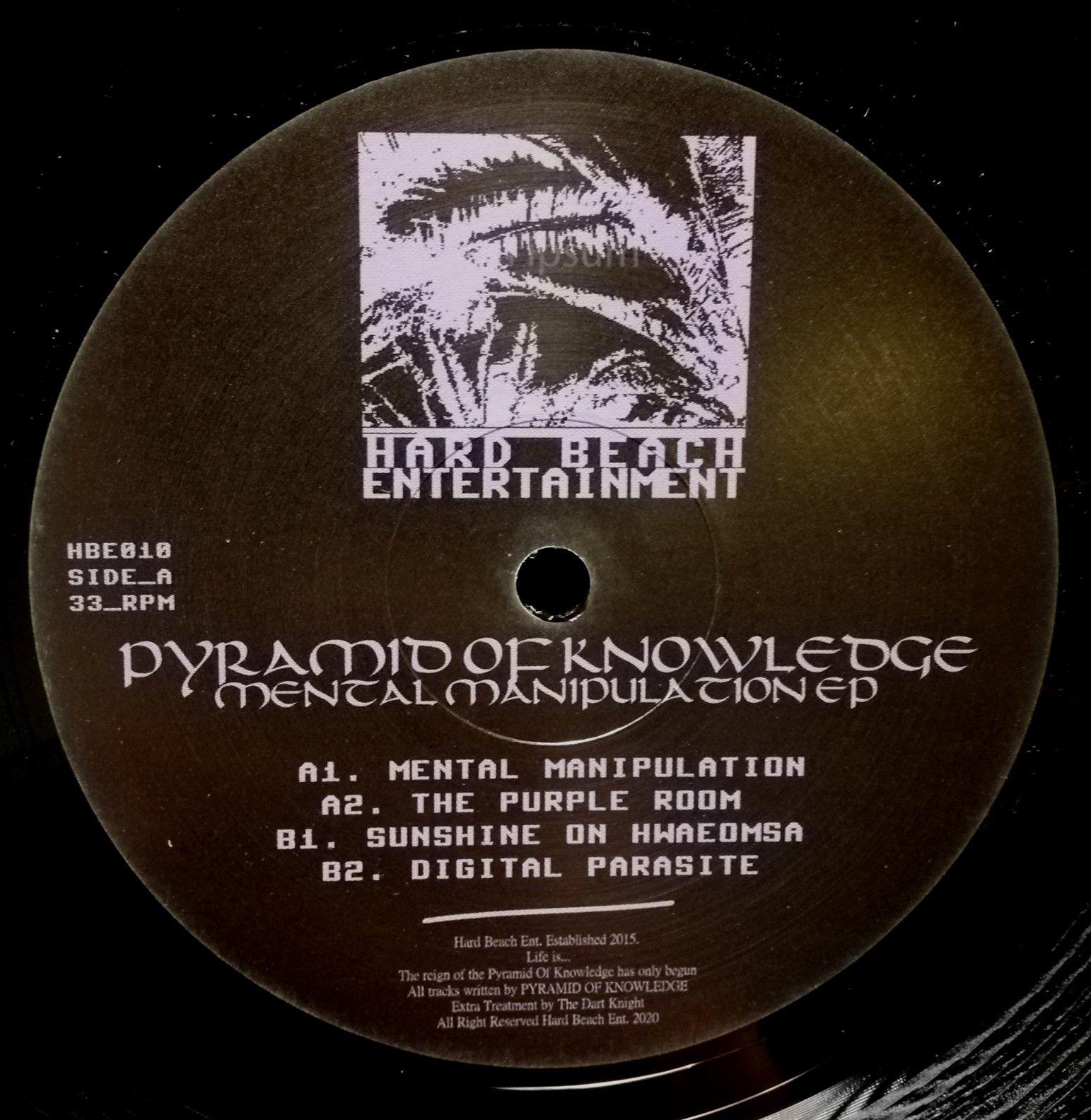 Pyramid Of Knowledge - Mental Manipulation EP