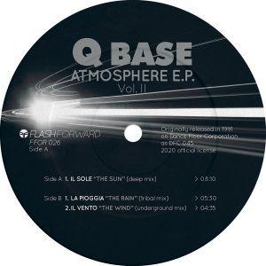Q Base - Atmosphere E.P. Vol. II