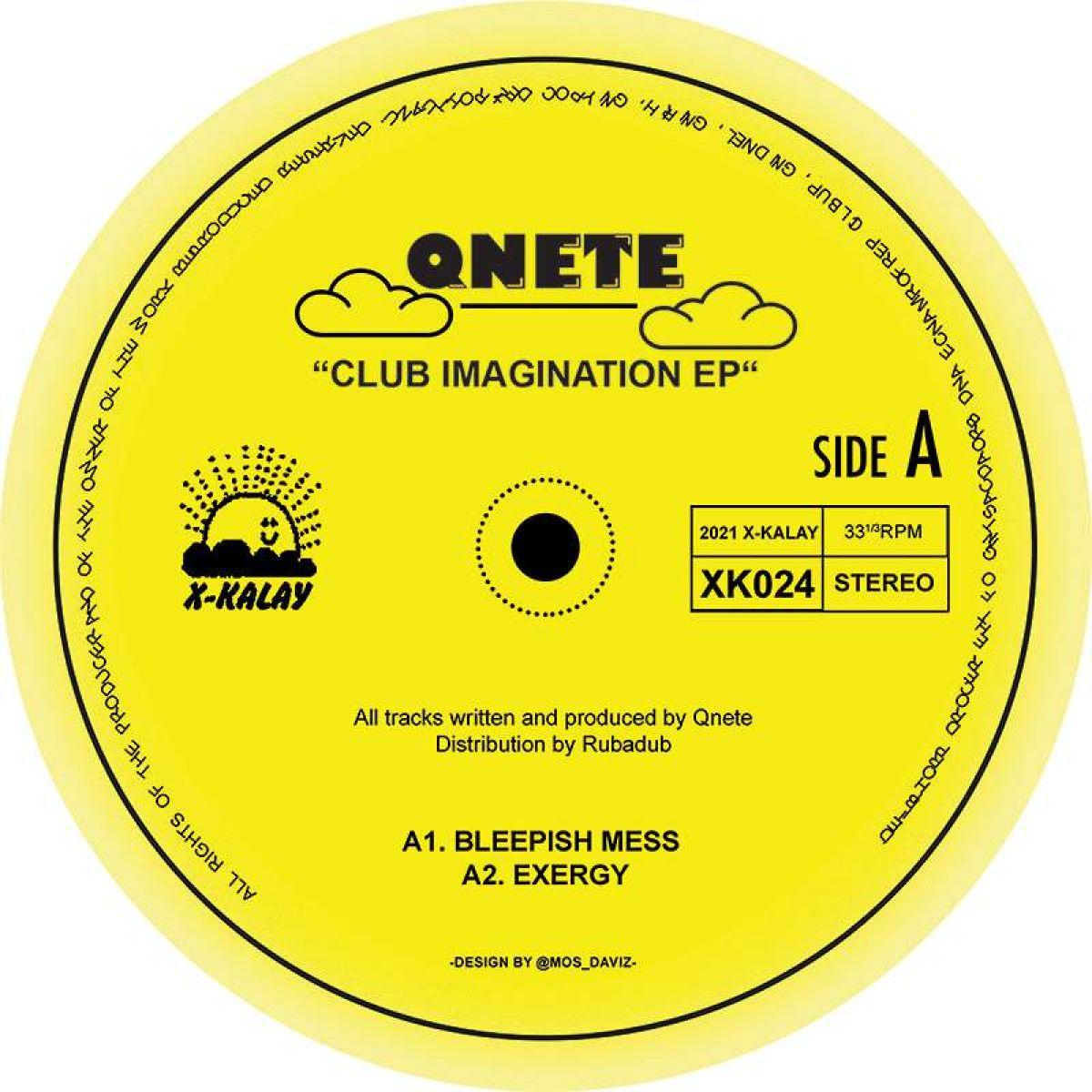 Qnete -Club Imagination EP