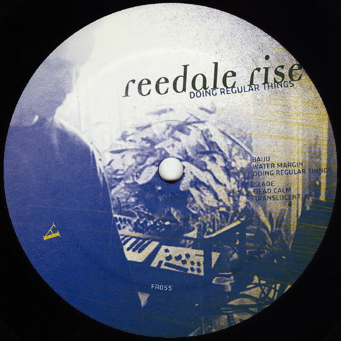 Reedale Rise - Doing Regular Things
