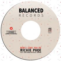 Richie Phoe - Baby I Love You So