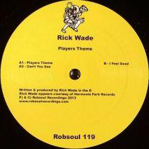 Rick Wade - Players Theme