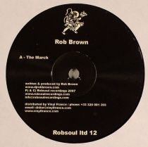 Rob Brown / Chris Simmonds - Redsoul Ltd Sampler 12
