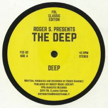 Roger S. Presents The Deep ‎– Deep / Vibe