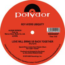 Roy Ayers - Running Away / Love Will Bring Us Back Together