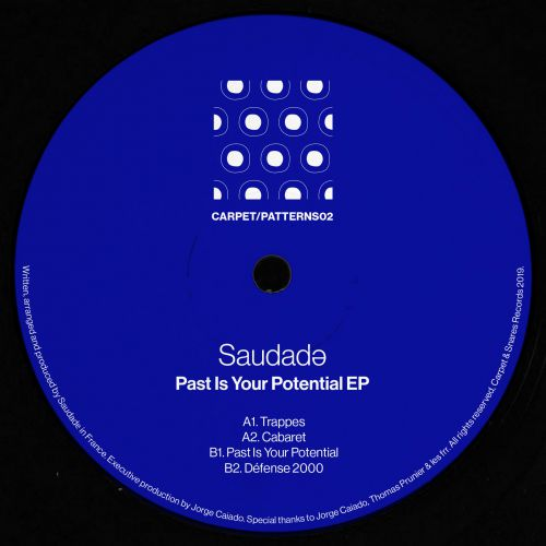 Saudade – Past In Your Potential EP