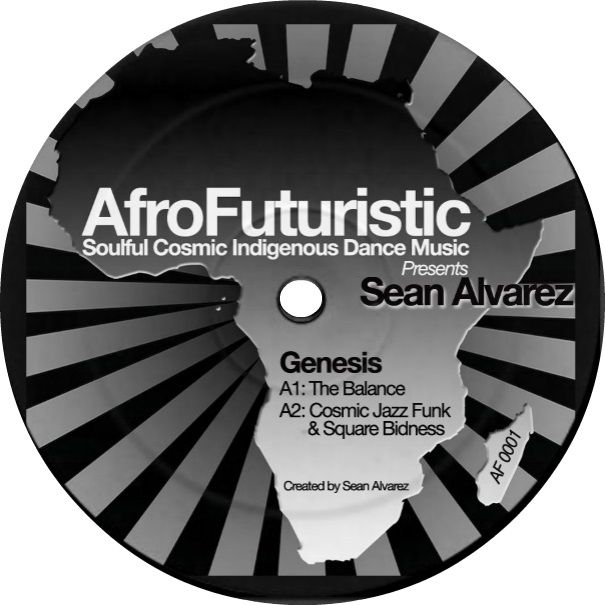 Sean Alvarez - Genesis Ltd Ed. One Sided
