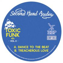 Second Hand Audio - Toxic Funk Vol. 4