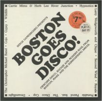 Serge Gamesbourg ‎– Boston Goes Disco!