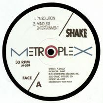 Shake - 5% Solution (Reissue)