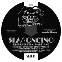Simoncino & Virgo Four - Ressurection Part One Legowelt rmx