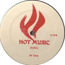 Soho / Earth People ‎– Hot Music