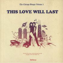 Special Touch / Duke Turner / On Stage / Kareem Rashad - Chicago Boogie Volume 2: This Love Will Last