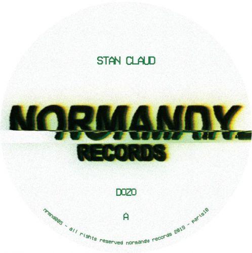 Stan Claud aka Gunnter & Janeret - NRMND005 EP