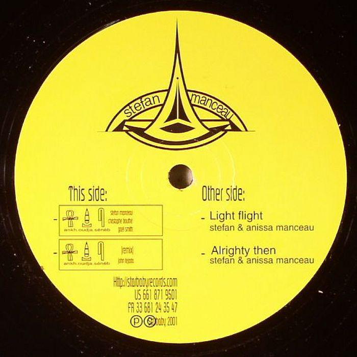 Stefan Manceau - Light Flight
