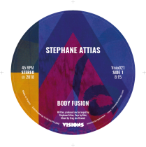 Stephane Attias  - Body Fusion Sunset