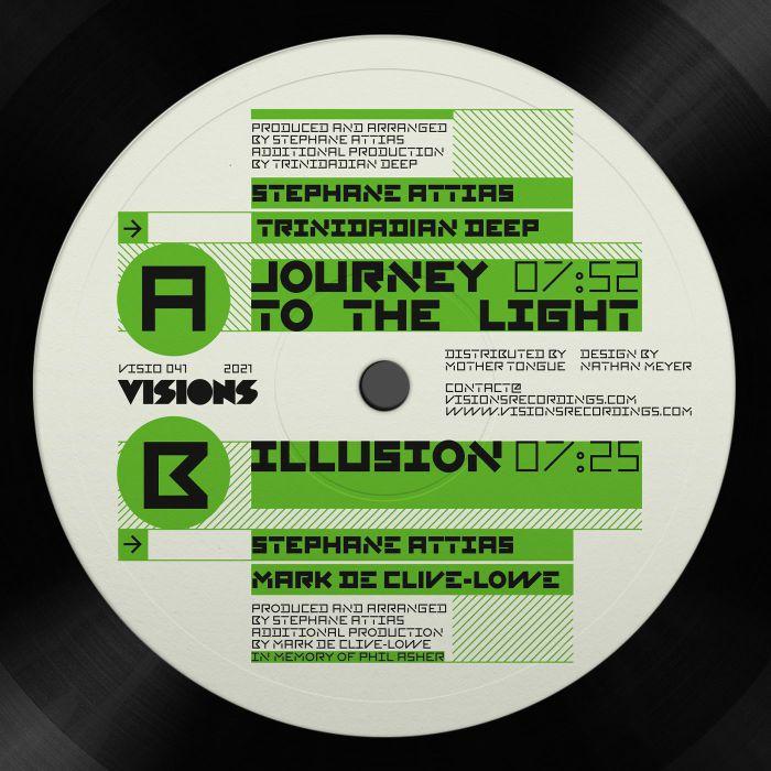 Stephane Attias - Journey To The Light