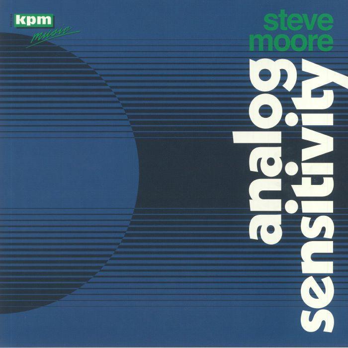 Steve Moore - Analog Sensitivity