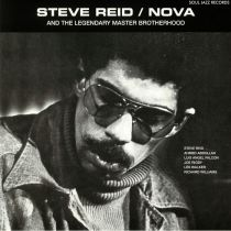 Steve Reid Feat The Legendary Master Brotherhood - Nova