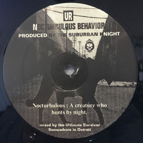 Suburban Knight - Nocturbulous Behavior