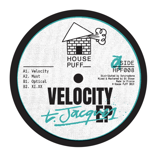 T. Jacques - Velocity EP
