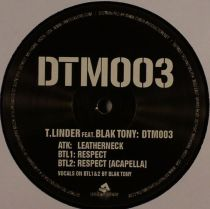 T Linder Feat Black Tony - Detroit Techno Militia 3