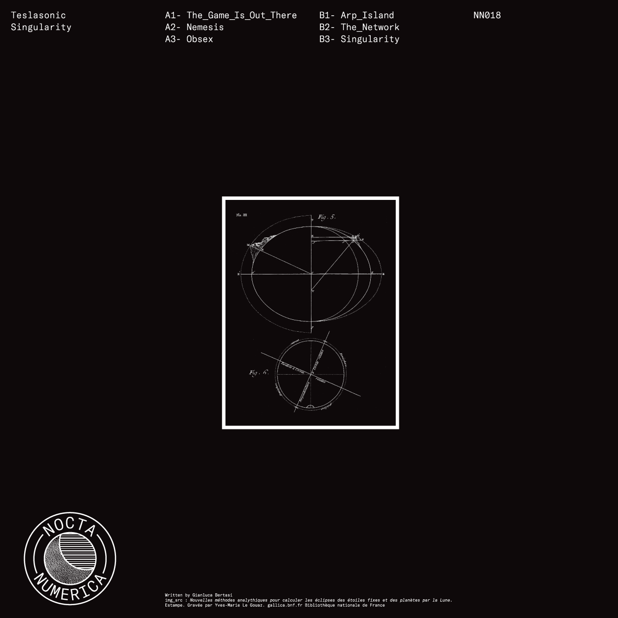 Teslasonic - Singularity