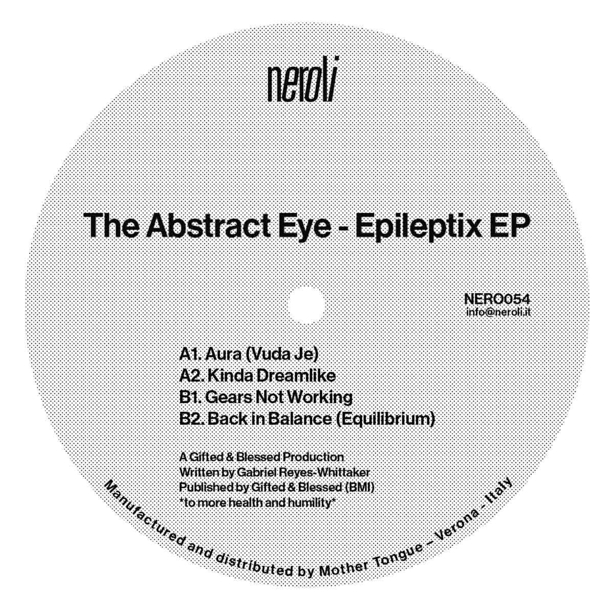 The Abstract Eye -Epileptix EP