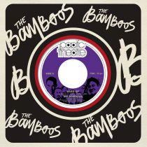 The Bamboos - Hard Up / Ride On Time
