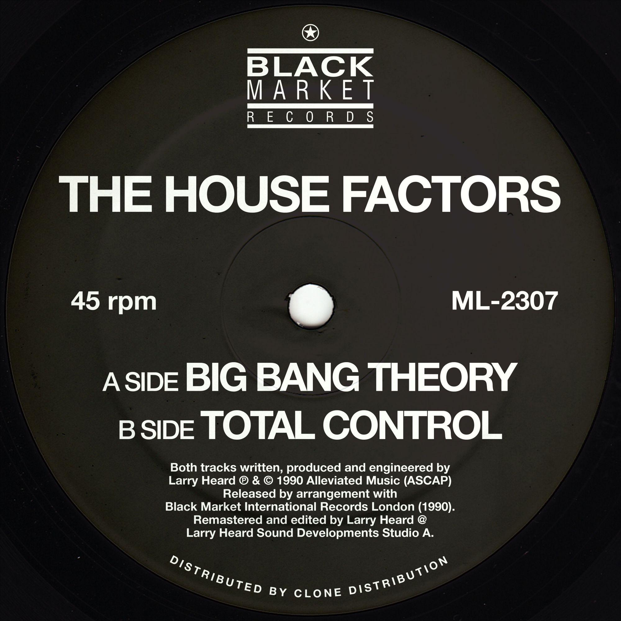The Housefactors - Big Bang Theory