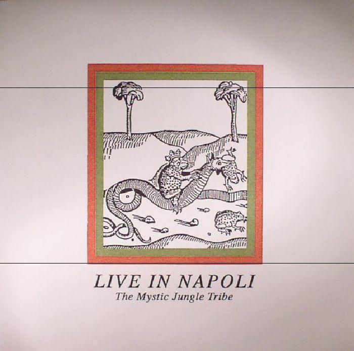 The Mystic Jungle Tribe - Live In Napoli