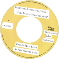 The Stance Brothers - Resolution Blue