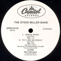 The Steve Miller Band ‎– Space Intro / Fly Like An Eagle / Macho City