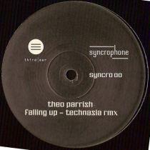 Theo Parrish - Falling up Technasia remix [repress]